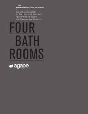 Фабрика Agape. Каталог Agape 11 four bathrooms 2012 v20170711.