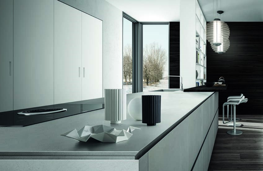 Фабрика Aster Cucine. Каталог AsterContemporaLOW.
