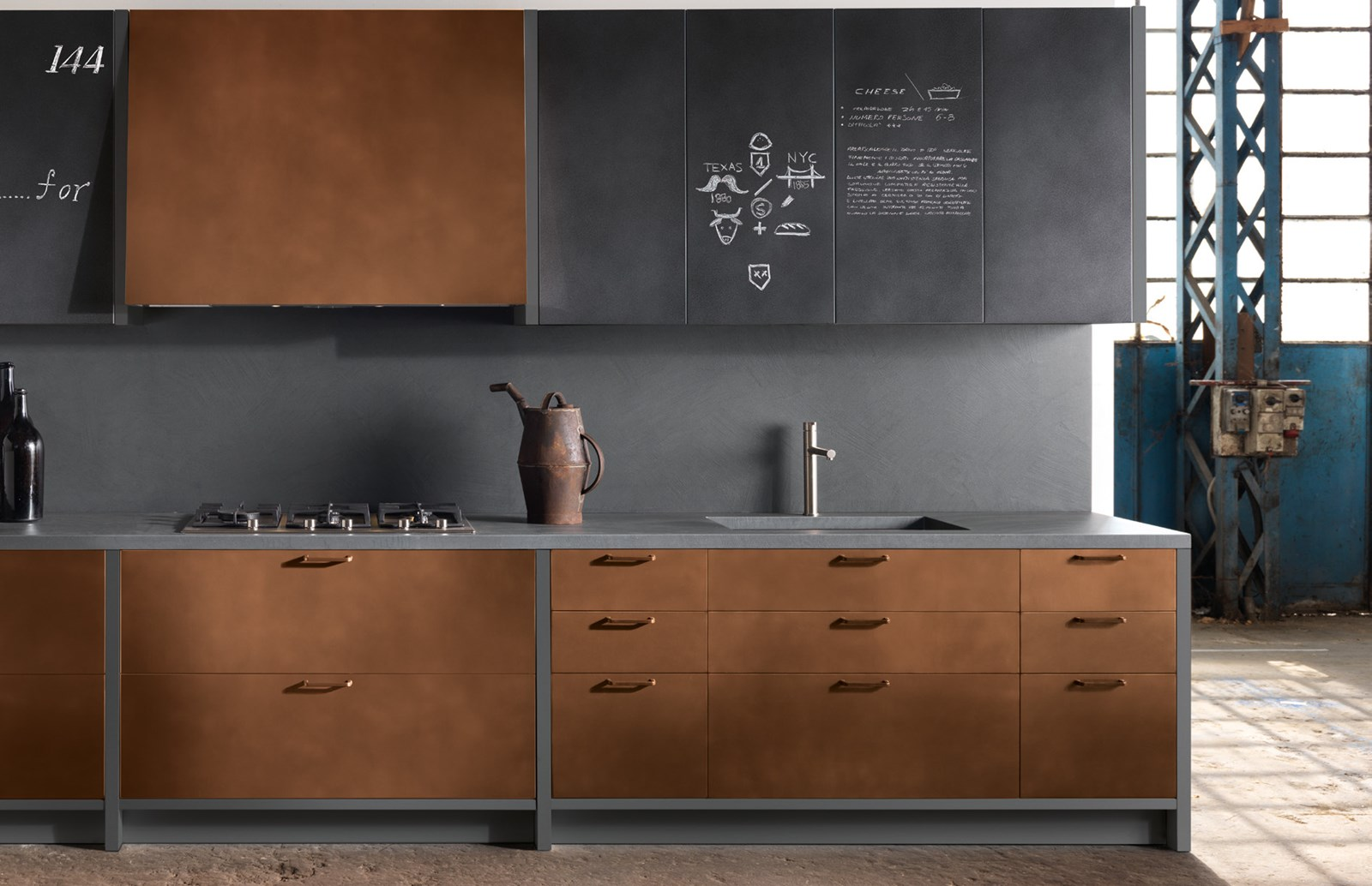 Фабрика Aster Cucine. Каталог FACTORY MD ok.