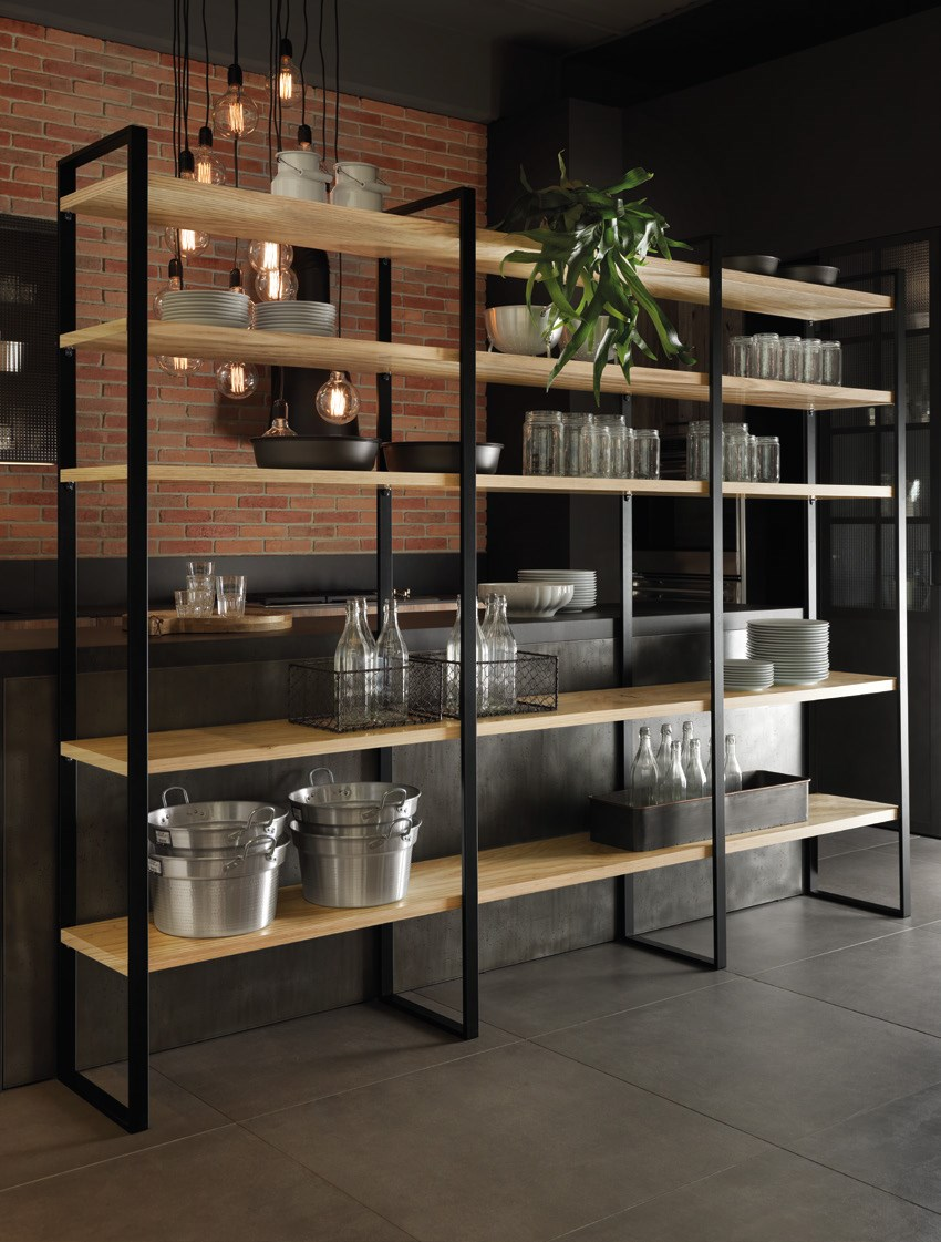 Фабрика Aster Cucine. Каталог FactoryInProgress.