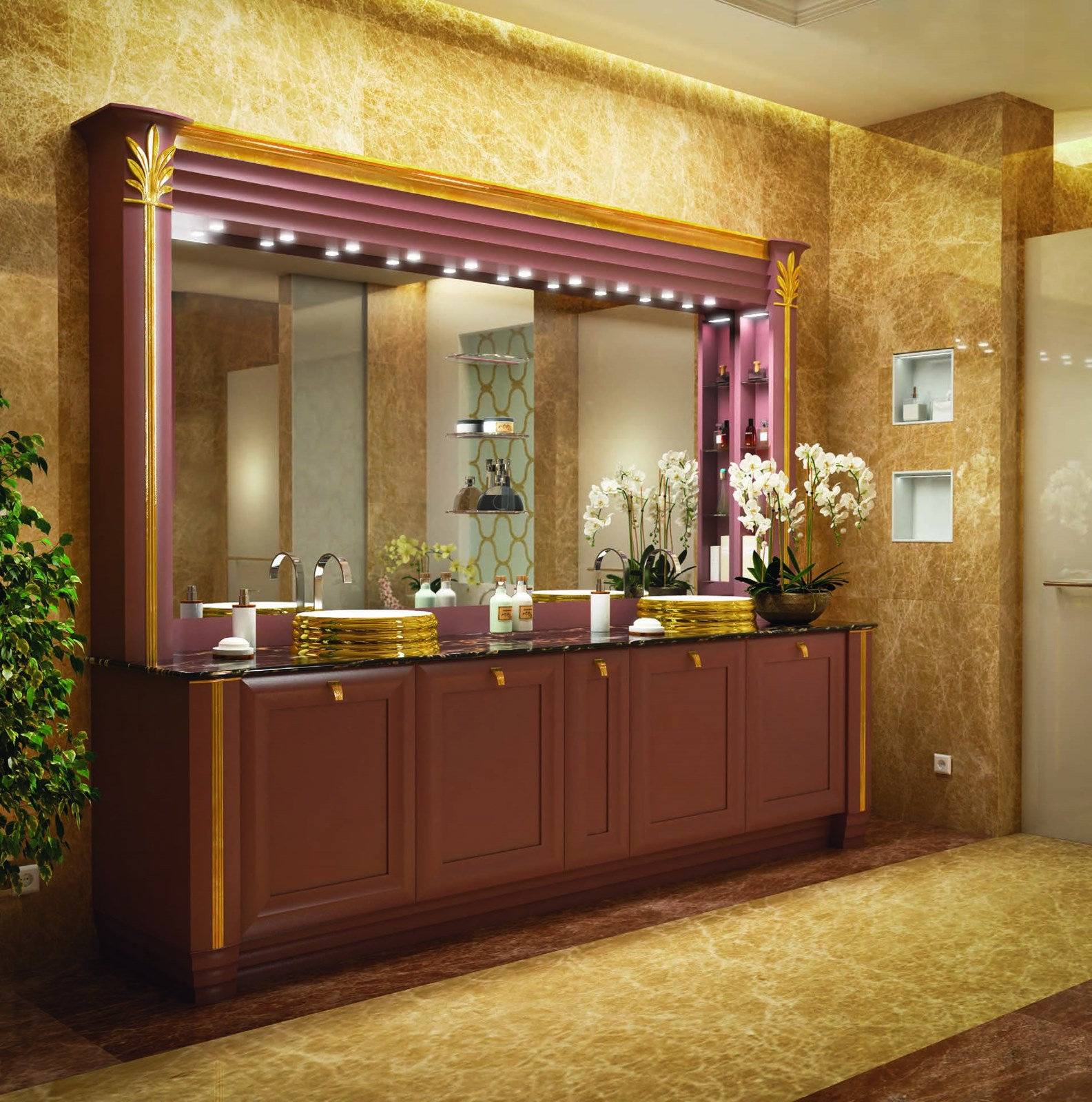 Фабрика Brummel. Каталог Brummel's Catalogue 2016 Bathroom.