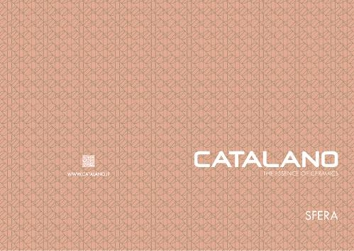 Фабрика Catalano. Каталог Catalano brochure Sfera.