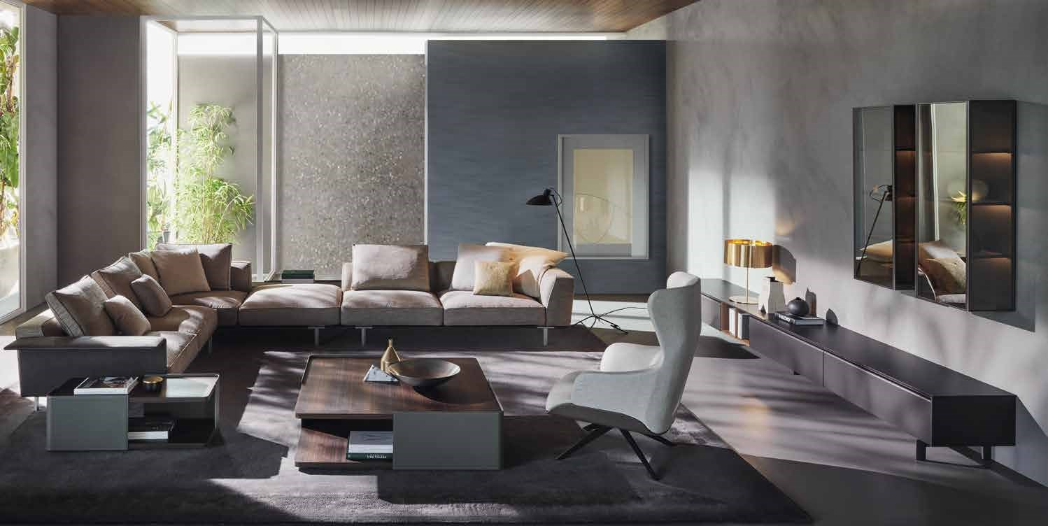 Фабрика Molteni. Каталог Molteni Catalogue Smart solutions 2019.