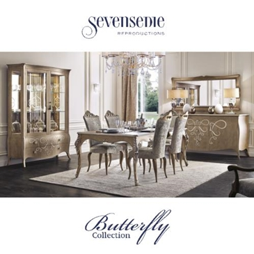 Фабрика Seven Sedie. Каталог Butterfly.