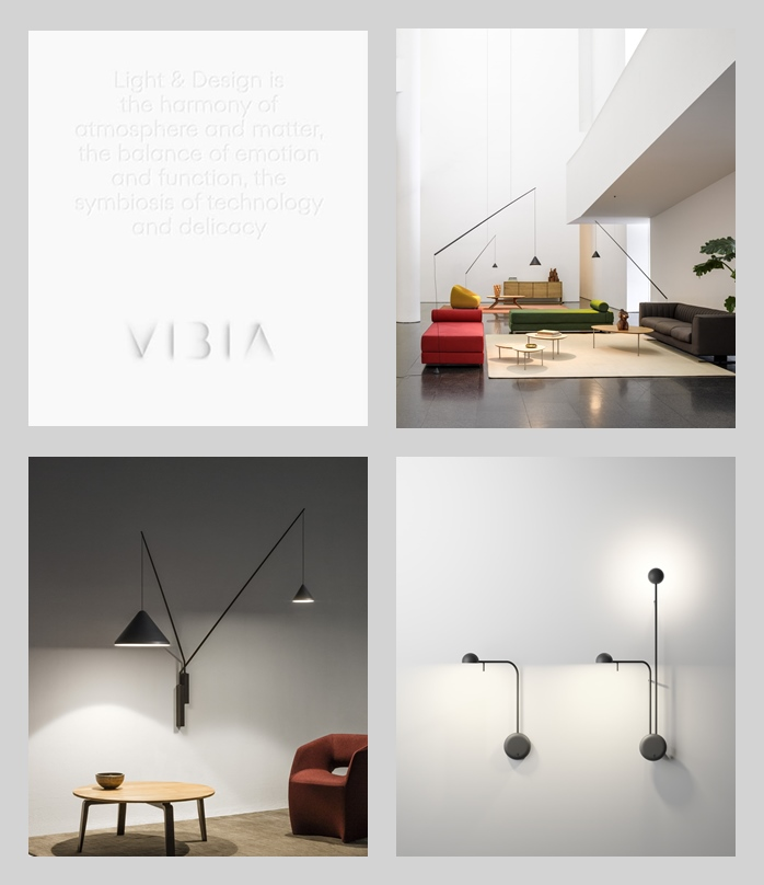 Фабрика Vibia. Каталог vibia lighting vibia general catalogue 2019