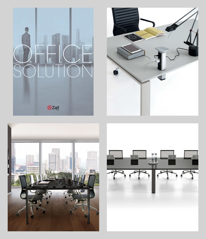 Фабрика Zalf. Каталог  zalf catalogo 2016 office solution