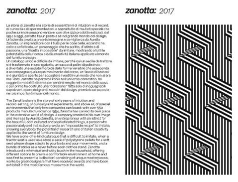 Фабрика Zanotta. Каталог 2017 Zanotta General catalogue.